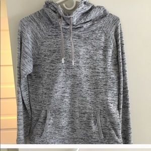 ATHLETA heather grey sweatshirt